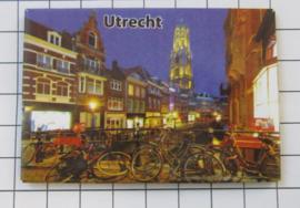 10 stuks koelkastmagneet  Utrecht  N_UT1.034