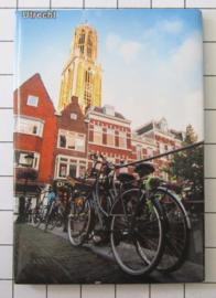 10 stuks koelkastmagneet  Utrecht N_UT1.018