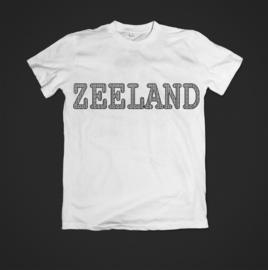 T-shirt zeeland uitverkocht