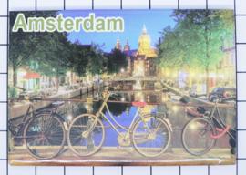 10 stuks koelkastmagneet Amsterdam  18.961