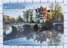 10 stuks koelkastmagneet Amsterdam  Unesco 18.979