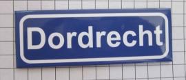 10 stuks koelkastmagneet Dordrecht P_ZH7.0001