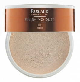 Finishing dust-powder