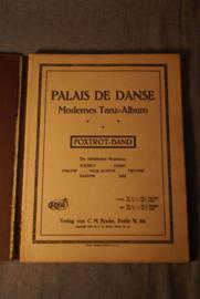 Palais de danse modernes - Tanz Album pianoboek uit 1919