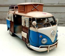 Volkswagen bus met Licentie