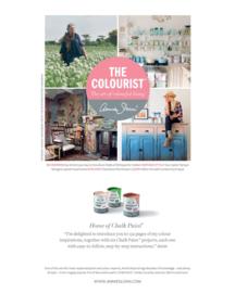 The Colourist Bookazine / Annie Sloan