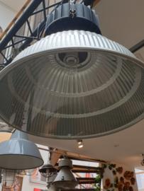 Industrieële aluminium lamp