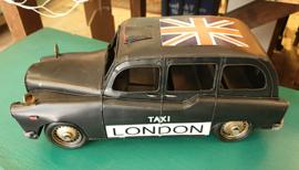 Taxi London zwart
