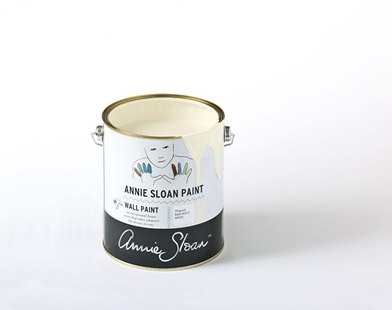 Annie Sloan Wall Paint - Original 2,5 liter