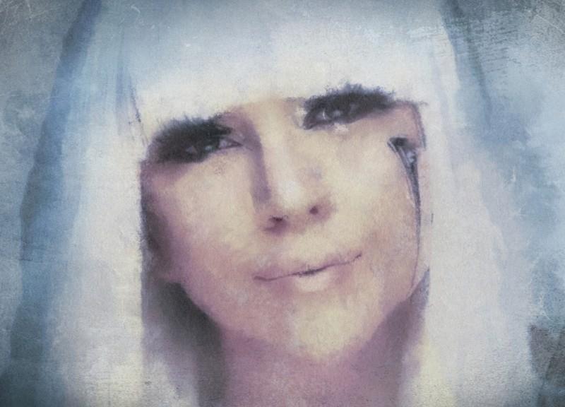 """""""Lady GaGa"""" Postcard"""