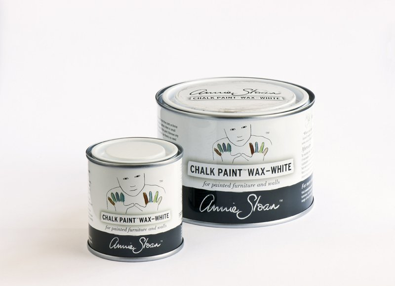 Annie Sloan mini Chalk Paint® Wax White 120 ml