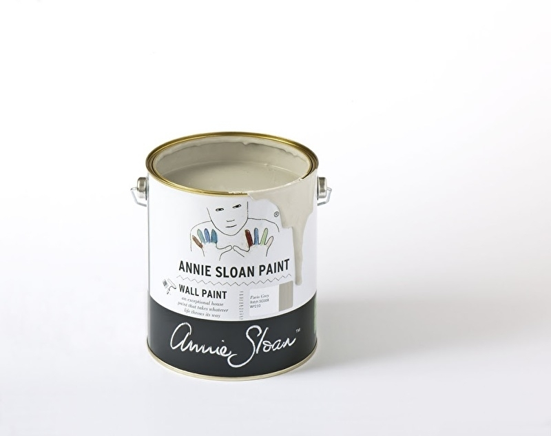 Annie Sloan Wall Paint - Paris Grey 2,5 liter