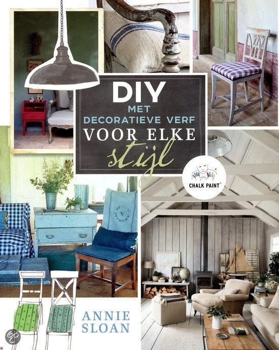 DIY met decoratieve verf voor elke stijl / Annie Sloan