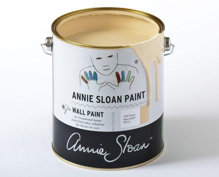 Annie Sloan Wall Paint - Old Ochre