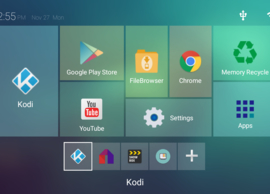 TX3 pro mediaspeler Android 9.0 IP 2GB/16GB tv box IPTV 4K