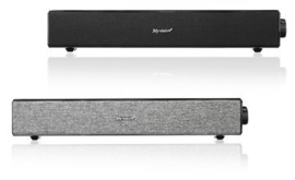 Soundbar sound bar draadloos bluetooth wireless speaker 20W 2x 10W