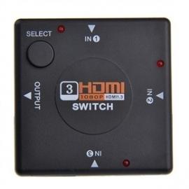 4 poort HDMI switch splitter hub verdeler schakelaar