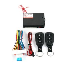 Centrale deurvergrendeling set deur vergrendeling auto keyless entry + 2x sleutel