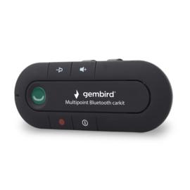 Bluetooth carkit auto handsfree bellen zonneklep geen parrot