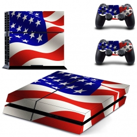 121 Sticker skin wrap ps4 stickers playstation 4 + 2x controller