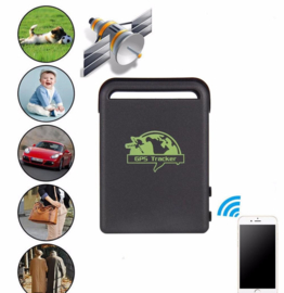 GPRS GPS auto tracker volgen volgsysteem volger anti diefstal