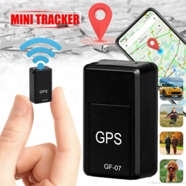 Mini GPS tracker magneet magnetisch auto fiets scooter motor
