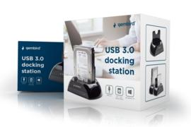 Docking station usb sata HDD SSD harde schijf  2.5 + 3.5 inch usb 3.0