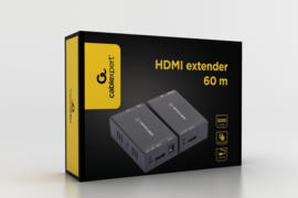 Gembird HDMI verlenger extender 60 meter UTP CAT6 Full HD