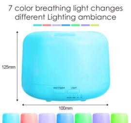 Luchtbevochtiger lucht bevochtiger aroma diffuser nachtlamp 300ml