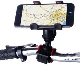 Telefoonhouder telefoon fiets houder stuur universeel