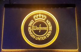 Warsteiner neon bord lamp LED 3D cafe verlichting reclame lichtbak
