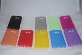 Galaxy S7 case hoes hoesje cover voor Samsung ULTRA DUN *10 kleuren*