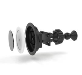 Lader telefoonhouder draadloos dashboard auto telefoon wireless