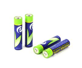 AAA alkaline batterij penlite batterijen *set van 4* Energenie