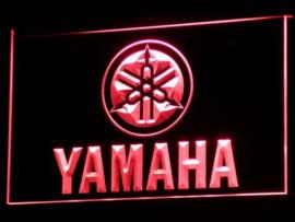 Yamaha neon bord lamp LED 3D verlichting reclame lichtbak bier