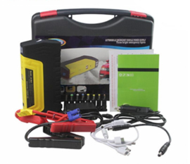 Jumpstarter jump starter powerbank power bank auto starten 2x USB zaklamp