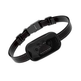 Vibratie anti blafband diervriendelijk trilling hond honden *zwart*