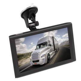 Navigatie 9 inch auto GPS touchscreen 8GB Full HD USB *Europa* + bluetooth/av-in