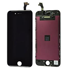 Iphone 6 voorkant scherm glas LCD display + Digitizer COMPLEET *ZWART*