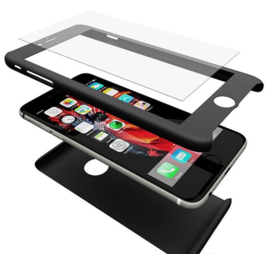 Full body 360 graden iphone 7 7S case hoes hoesje + screenprotector