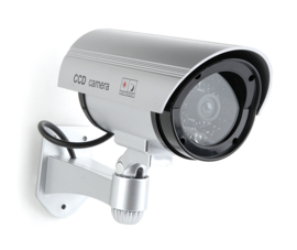 IP44 dummy beveiligingscamera nep camera buiten outdoor LED