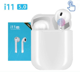 I11 + touchcontrol in-ear oortjes airpods alternatief draadloze bluetooth