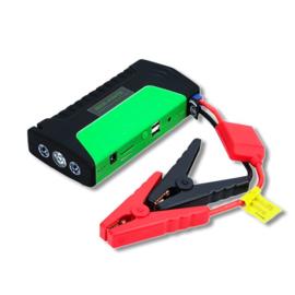 Jumpstarter acculader powerbank starthulp auto motor boot *groen*