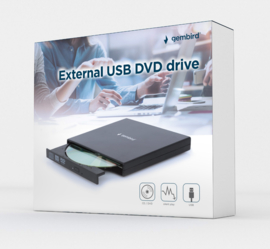 Laptop cd dvd speler brander usb extern externe cd/dvd afspelen