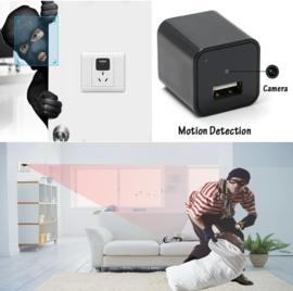 Spy camera usb oplader muur lader muurlader Full HD WIFI SD iphone