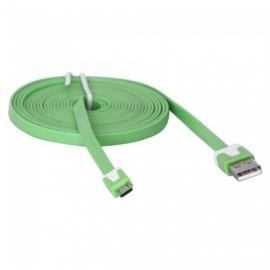 Micro usb data kabel snoer lader samsung galaxy A51 A52 A41 S20 S21 A72