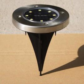 Solar tuin grondspot verlichting led tuinverlichting buitenverlichting