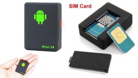 Mini A8 GSM GPRS GPS tracker auto volgen volgsysteem volger