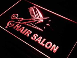 Hair salon kapper neon bord lamp LED verlichting reclame lichtbak