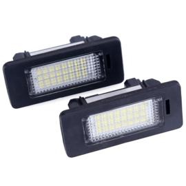 LED kenteken verlichting BMW E60 F10 E61 E90 E70 E46